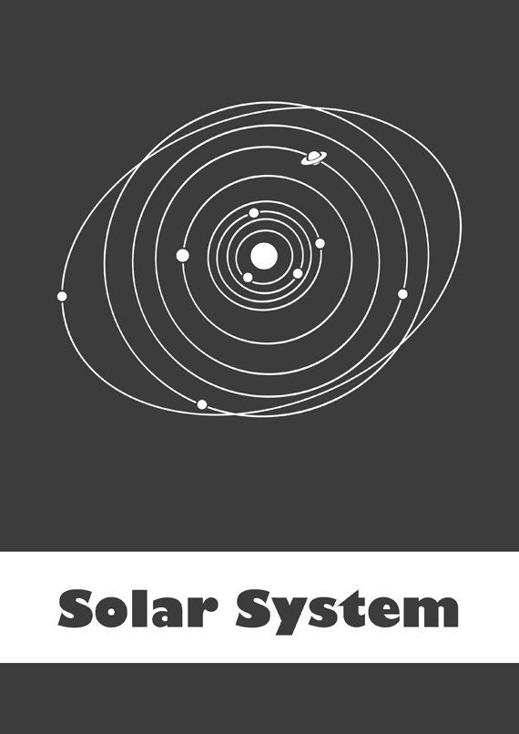 outer space planets solar system-#37