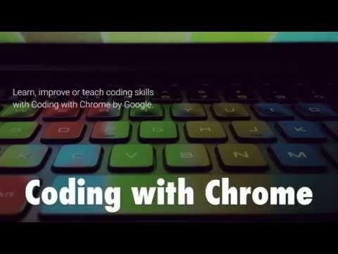 Aprende a programar gracias a Coding with Chrome, la nueva app de Google - http://www.actualidadgadget.com/aprende-programar-gracias-coding-with-chrome-la-nueva-app-google/