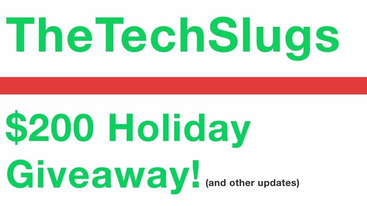 $200 Holiday Giveaway Routine and Updates! Links to TheTechSlugs social media and group are below! The giveaways can take place in any of those locations. Please feel free to leave any comments below! Learn More Here: http://ift.tt/1Ss9NeJ Facebook: http://ift.tt/1p08CXU Facebook Group: http://ift.tt/1Ss9P69 Forum: http://ift.tt/2h753QR Twitter: https://twitter.com/TheTechSlugs Email me if you have any questions: joe@thetechslugs.com Mail Me Here: PO Box 525 Greensburg PA 15601 USA Sideways…