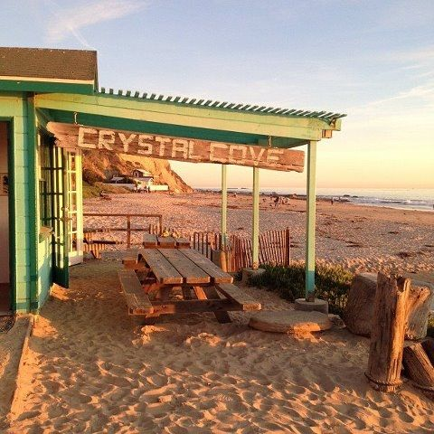 Crystal Cove State Park - Corona del Mar, CA - Kid friendly activity reviews - Trekaroo