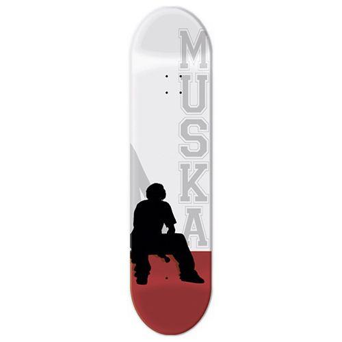 Chad Muska - Shorty's skateboard