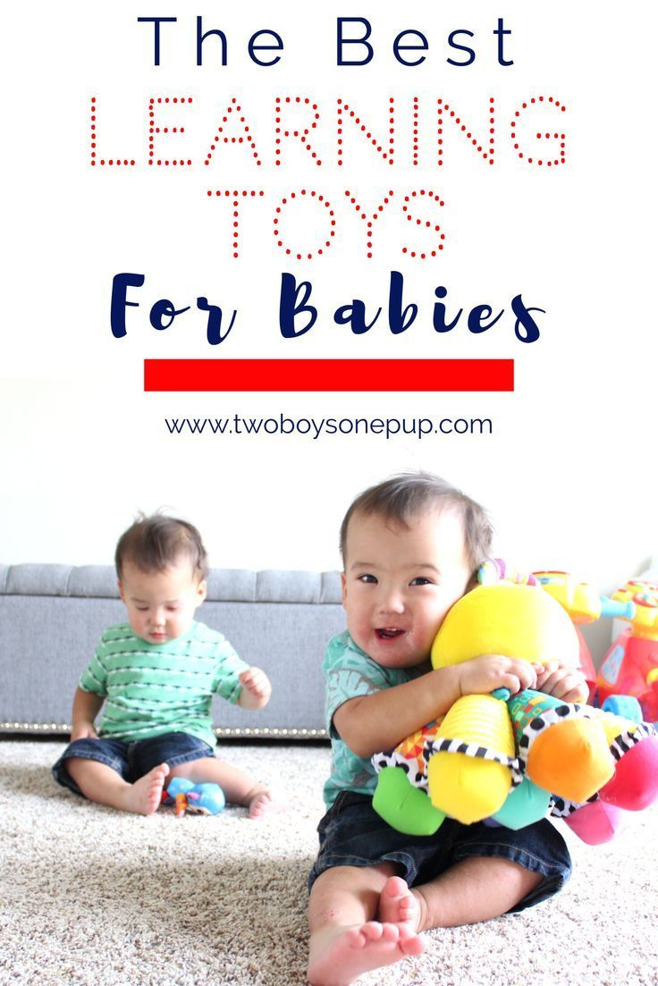 The Best Learning Toys For Babies Practical Toys For Toddlers