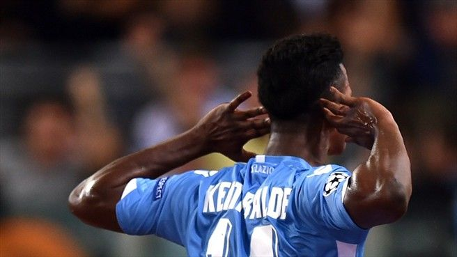 Lazio Keita 77 1-0 Leverkusen Highlights: Lazio 1-0 Leverkusen  Lars Bender rattles the post with a powerful effort from distance • Miroslav Klose hits the woodwork at the other end with Lazio's best first-half opening • Keita gives Lazio slender advantage to take with them to Germany • The sides meet in the return at the BayArena in Leverkusen on 26 August Lazio will take a one-goal lead to Germany after coming out on top in an entertaining