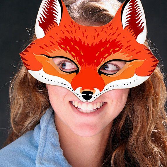 Red Fox Mask Pr...