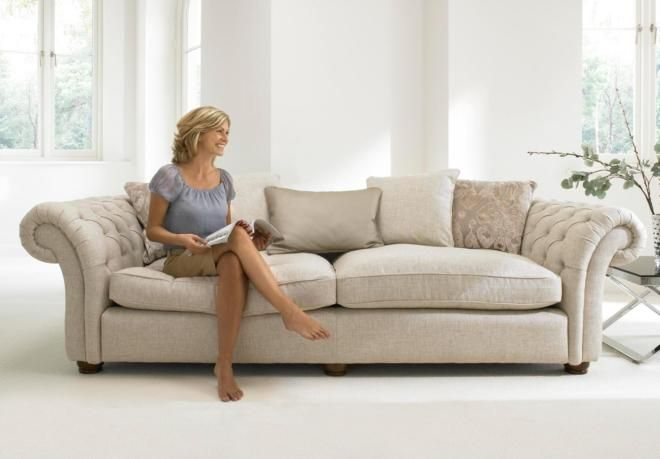 Seater Sofa Langham Living Room Furniture Sofas And