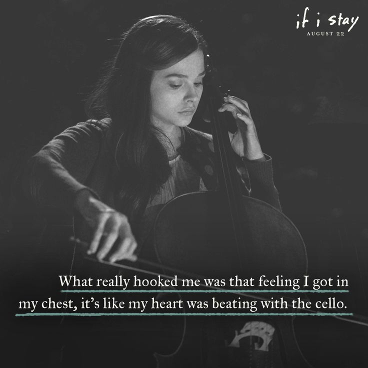 "What does music mean to you?  Show us your If I Stay fan art inspired by the theme ""Live for Music"" for the chance to win prizes including a trip to the Hollywood premiere! http://ifistaymovie.com/fanart"
