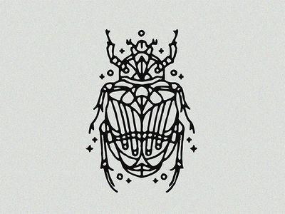 Scarab - Tattoo