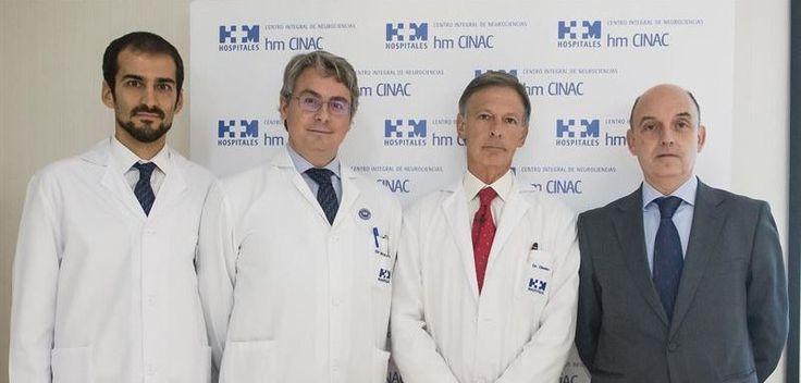 Salud Un nuevo tratamiento permite a los pacientes con temblor esencial y Párkinson recuperar su vida normal