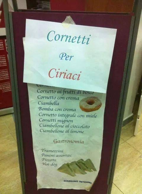 71 IMMAGINI DI SCRITTE ASSURDE E DIVERTENTI. ALMENO L'ITALIANO SALLO!  http://www.nationalironicchannel.it/citazioni-divertenti/247/71-immagini-di-scritte-assurde-e-divertenti.-almeno-litaliano-sallo.html  #umorismo #ridere #scritte #muri #divertente #humor #italiano #ignoranza #annunci #avvisi #wtf #scontrini #calligrafia #cazzate #assurdo