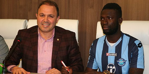 Adana Demirspor Mendy ile imzaladı!