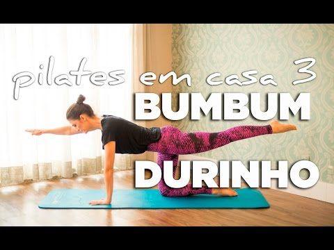 Treino para conquistar o bumbum perfeito de Paolla Oliveira - YouTube