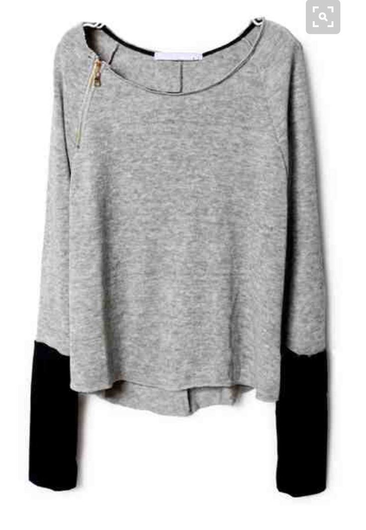 Stitch Fix: Would wear a top like this with black leggings on [dive] bar night…