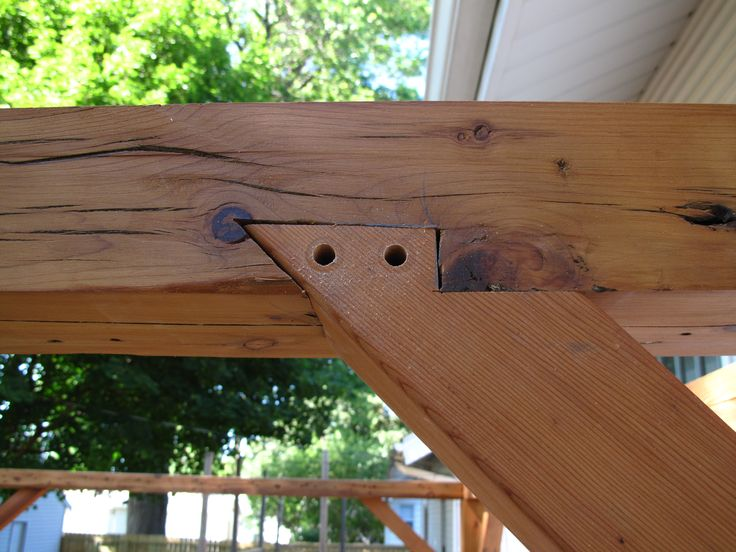 great joinery!
