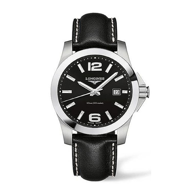 Longines Conquest L3.659.4.58.3 | The Watch Gallery