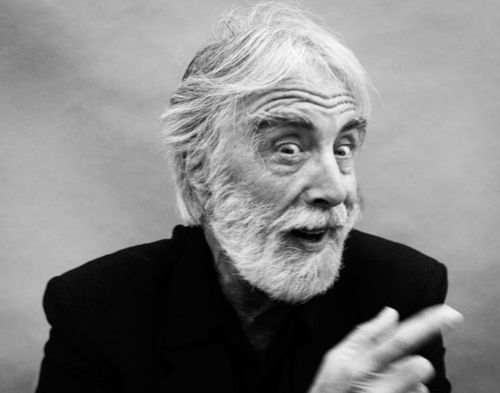 Overly excited Michael Haneke ☺️