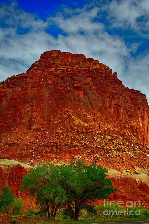 ✯ Red Rock