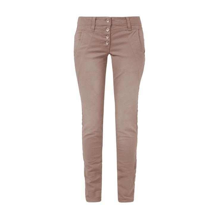 #Tom #Tailor #Relaxed #Tapered #Fit #Jeans mit #Knopfleiste für #Damen - Damen Jeans von Tom Tailor, Baumwoll-Elasthan-Mix, Relaxed Tapered Fit, Light Stone Washed, Knopfleiste, Eingrifftaschen, Teilungsnähte, Aufgesetzte Gesäßtaschen mit Ziernähten, Innenbeinlänge bei Größe 36/32: 83 cm, Bundweite bei Größe 36/32: 84 cm