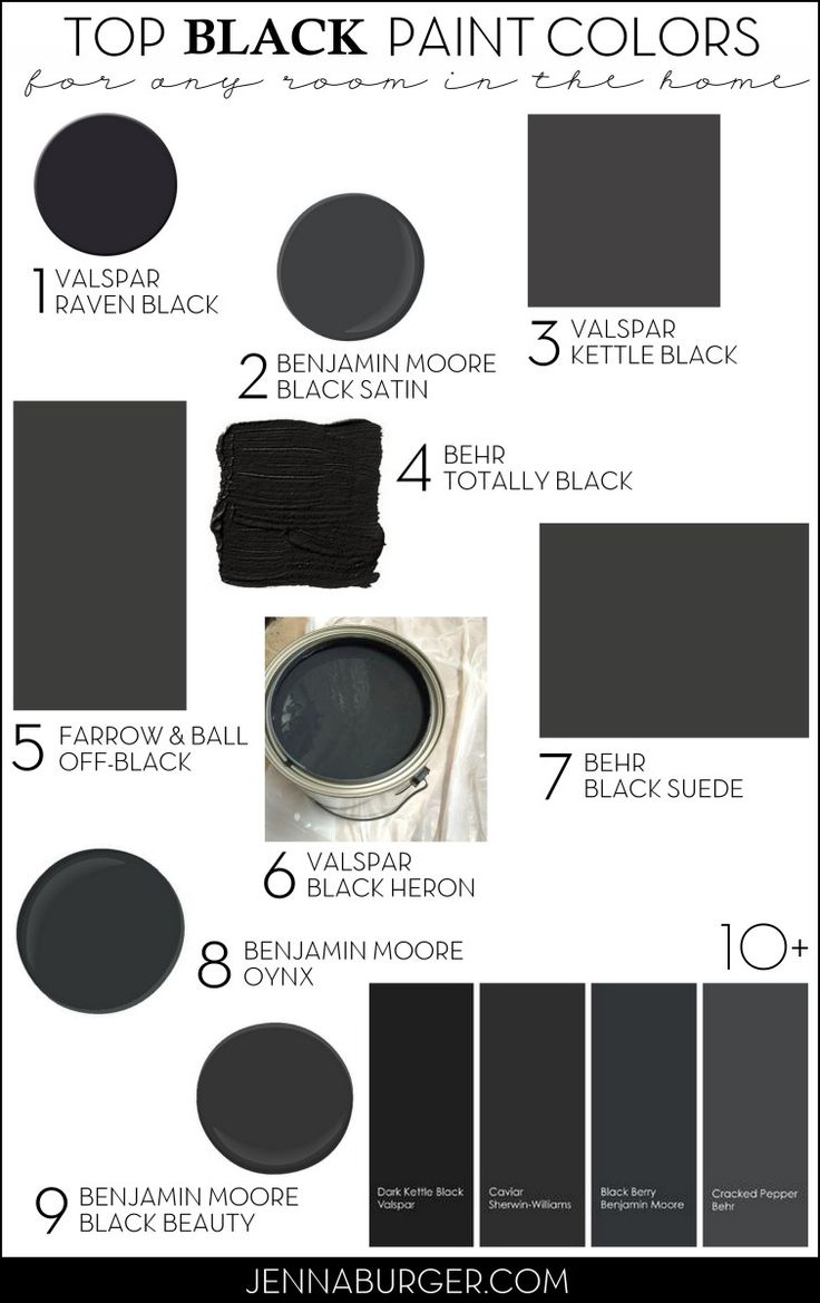 Best 25+ Paint doors black ideas on Pinterest | Black interior ...