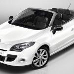 Renault Megane Coupe- Cabriolet 2011