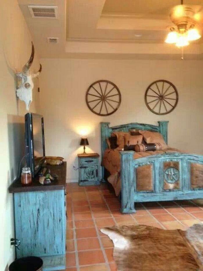 55+ Rustic Bedroom Furniture Inspirations_12
