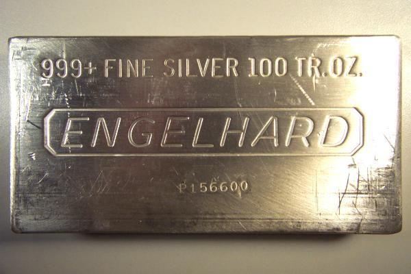 1 Kilo Silver Bar Valcambi
