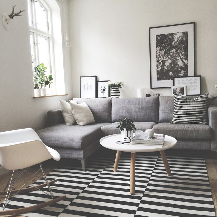 My home | Living room | Normann Copenhagen Tablo | Scandinavian
