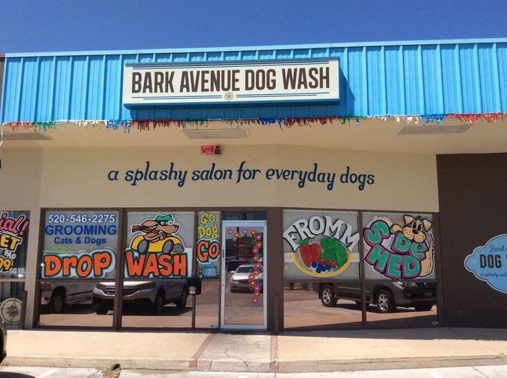 Bark avenue dog wash llc tucson az dog wash cat wash