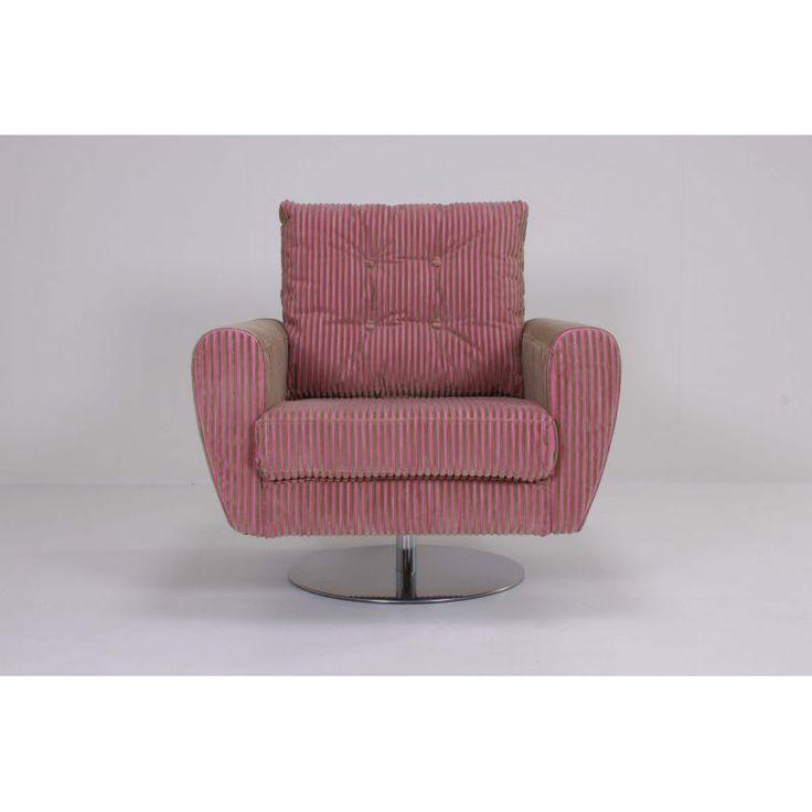 Les 25 meilleures id es de la cat gorie fauteuil pivotant sur pinterest cha - Fauteuil pivotant tissu ...
