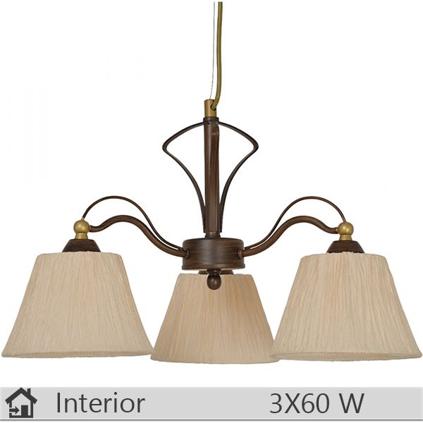 Lustra iluminat decorativ interior Klausen, gama Bella, model nr3
