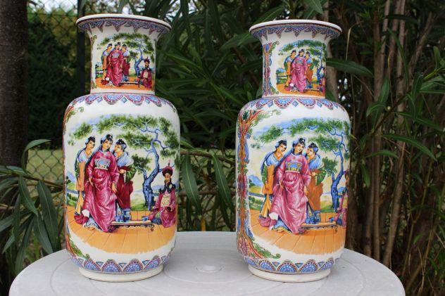 Vasi decorati cinesi Shang - antiquariato - collezionismo Padova