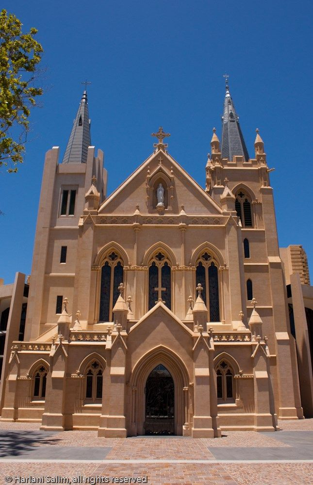 St. Mary's Cathedral. Perth 32