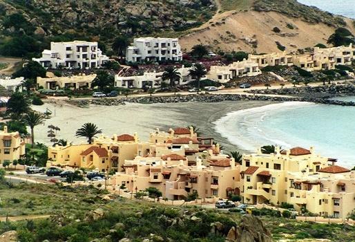 Resort en el norte Las Tacas
