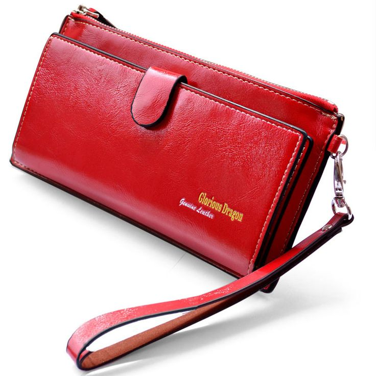 Купить товарДамы женщины кошельки из натуральной кожи кошельки долго бумажник женщины элегантный женский красный женские кошельки женщина кошелек кожаный кошелек в категории Кошелькина AliExpress.