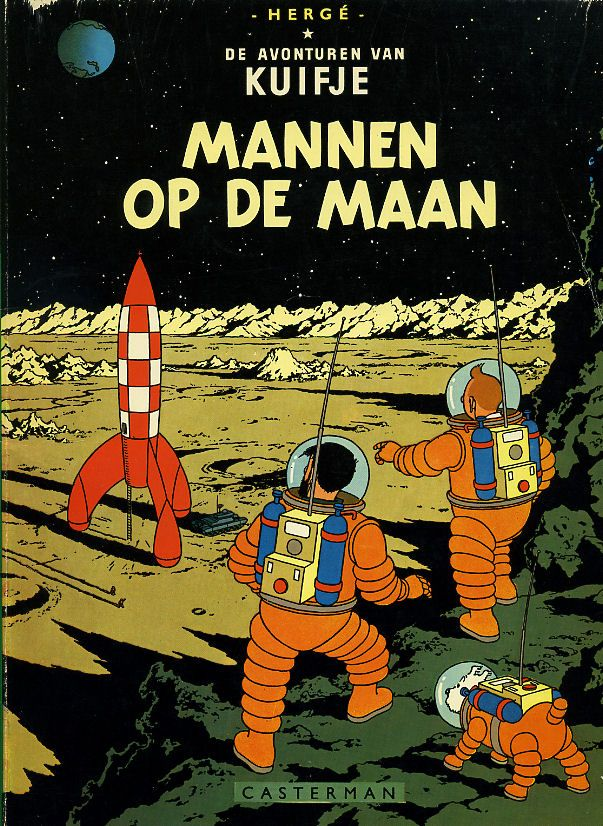 Kuifje (Tin Tin) comic books