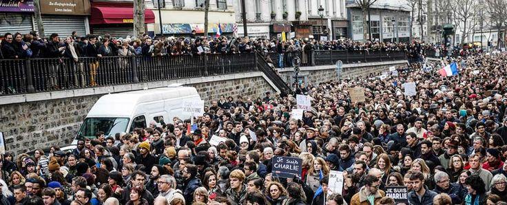 marcia di Parigi dell'11 gennaio 2015 . Liberta di parola con CMS http://www.ribo.it/pub/i-cms-aiutano-a-diffondere-la-liberta-di-parola-nel-web