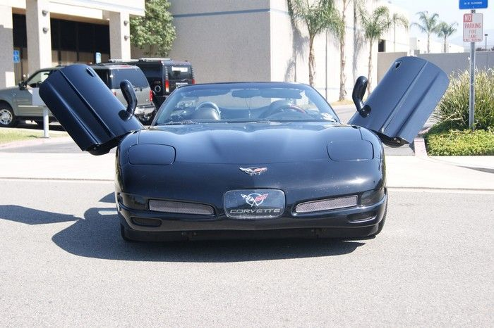 Chevrolet Corvette C5 1997 2004 Zlr Bolt On Door Conversion Kit Chevrolet Corvette Corvette Lambo