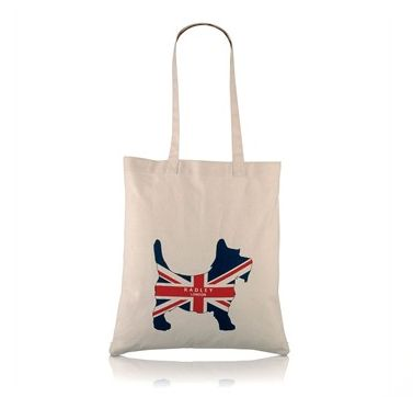 British tote from Radley London   I love using my Radley British tote
