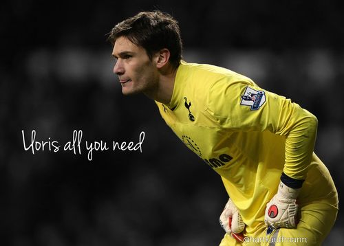 Forget love, Lloris all you need
