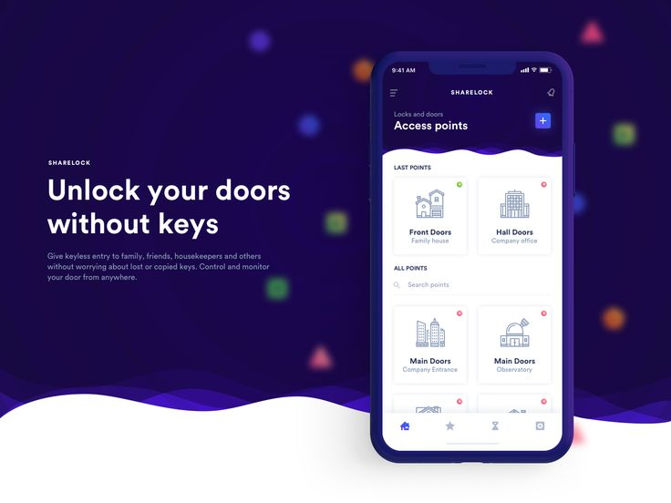 """Check out this @Behance project: """"Sharelock - Unlock your doors without keys"""" https://www.behance.net/gallery/60971817/Sharelock-Unlock-your-doors-without-keys"""