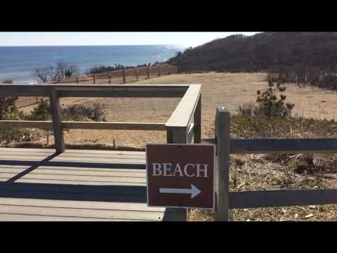 Review of the new Nauset Light Beach path - Cape Cod Online