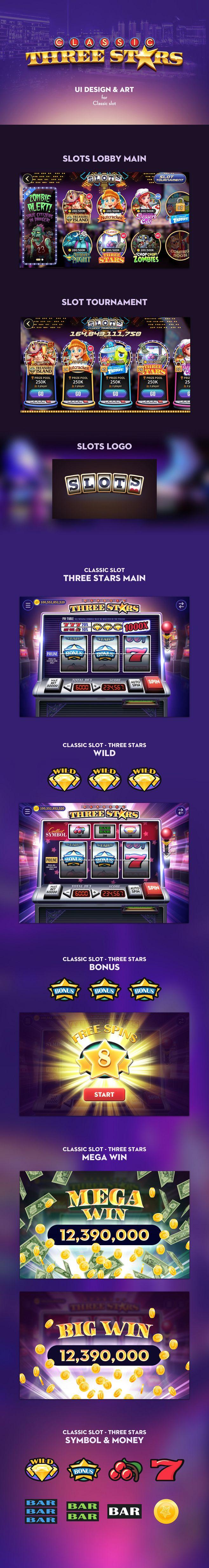 Classic Slots Three ...