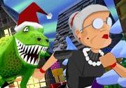 Angry 3D Christmas