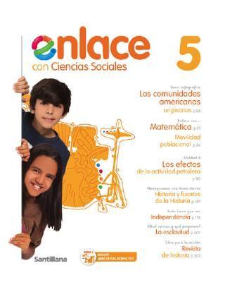 Enlace con Ciencias Sociales 5
