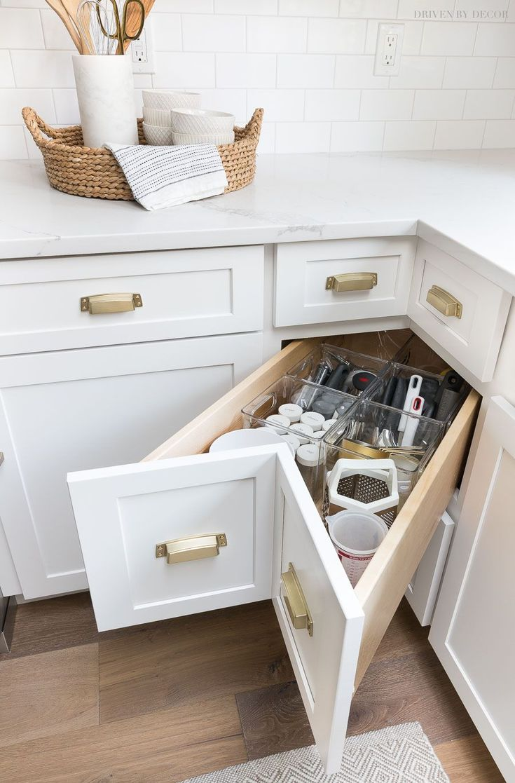 Cabinet Storage & Organization Ideas From Our New …