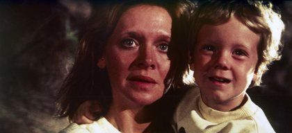 """Close Encounters of the Third Kind"" Melinda Dillon, Cary Guffey"
