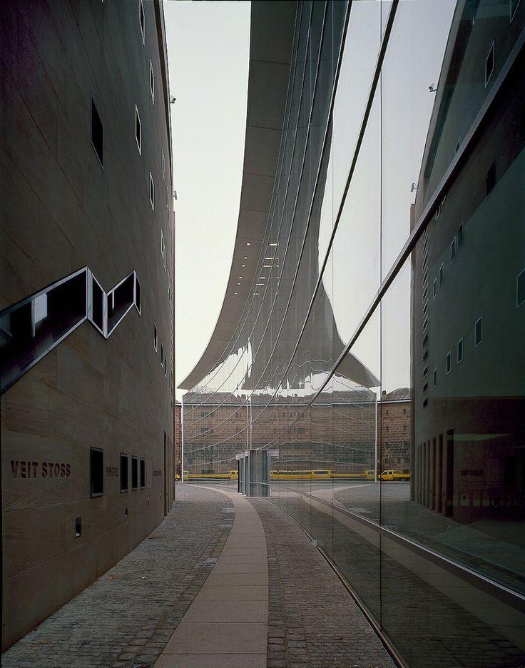 New Museum, Nürnberg by Staab Architekten
