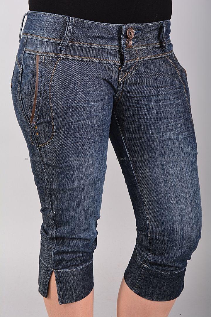 Капри В0856  Цена: 280 руб    Стильные джинсовые капри низкой посадки, дополнены карманами.  На талии предусмотрены шлевки для ремня.  Изделие зауженного кроя.  Состав: 100 % хлопок.  Размер брюк на модели: 44 р.  Размеры: 42-50     http://odezhda-m.ru/products/kapri-v0856     #одежда #женщинам #бриджикапри #одеждамаркет