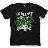 Yoshitatsu Bullet Club Hunter T-shirt ...