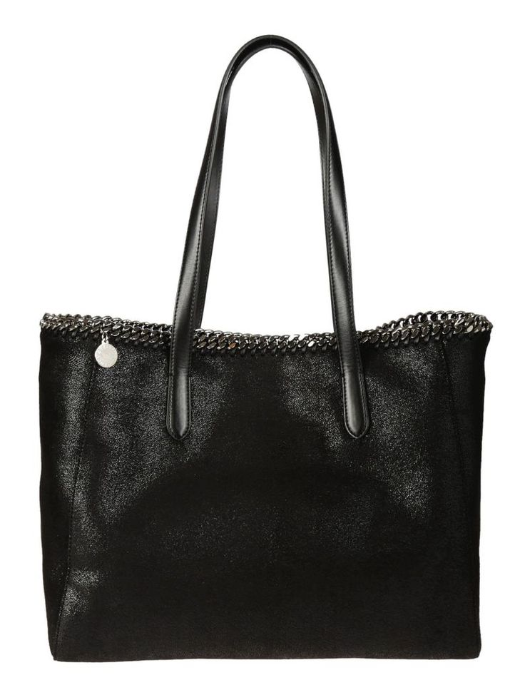 STELLA MCCARTNEY Stella Mccartney Falabella Tote. #stellamccartney #bags #polyester #tote #lining #metallic #shoulder bags #hand bags #