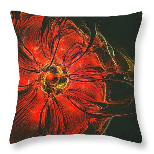 Red poppy by Mary Raven #MaryRaven #abstraction #poppy #redflower #fractal #3d #vividflowers #floral #botanical #natural #color #graphicdesign #ArtForHome #FainArtPrints #Photographers #FineArtAmerica #FineArtPrints #ForSale #ArtHome #Artdecor #Decor #Homedecor